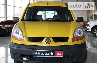 Renault Kangoo пасс. 2003 в Одессе