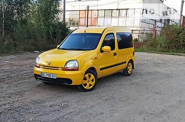 Renault Kangoo пасс. 2000 в Самборе