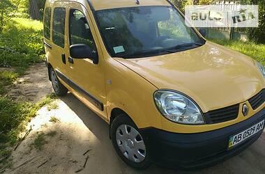 Renault Kangoo пасс. 2007 в Гайсине