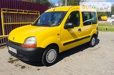 Renault Kangoo пасс. 1998 в Владимир-Волынском