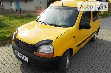 Renault Kangoo пасс. 2000 в Радивилове
