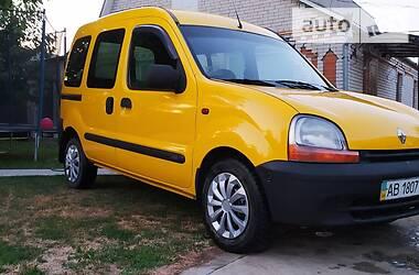 Renault Kangoo пасс. 2000 в Тульчине