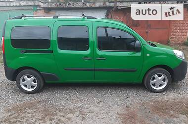 Renault Kangoo пасс. 2014 в Лубнах
