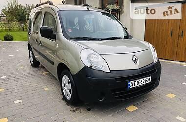 Renault Kangoo пасс. 2010 в Коломые