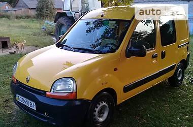 Renault Kangoo пасс. 2002 в Рожище