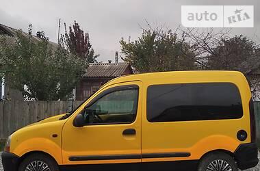 Renault Kangoo пасс. 2000 в Дунаевцах