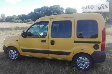 Renault Kangoo пасс. 2003 в Барановке
