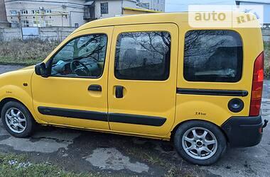 Renault Kangoo пасс. 2003 в Долине