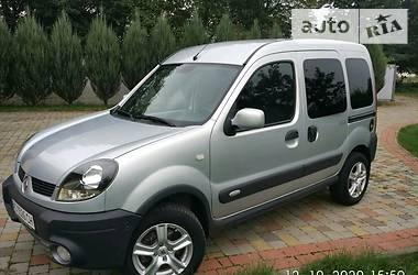 Renault Kangoo пасс. 2005 в Владимир-Волынском