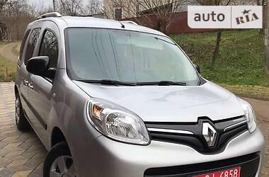 Renault Kangoo пасс. 2016 в Чернівцях