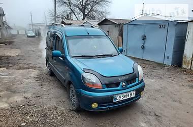 Renault Kangoo пасс. 2003 в Черновцах