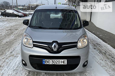Renault Kangoo пасс. 2015 в Львові