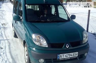 Renault Kangoo пасс. 2006 в Яремче