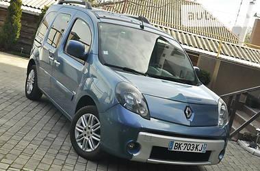 Renault Kangoo пасс. 2012 в Черкассах