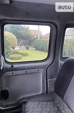 Легковой фургон (до 1,5 т) Renault Kangoo пасс. 2007 в Львове