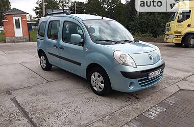 Минивэн Renault Kangoo пасс. 2008 в Стрые