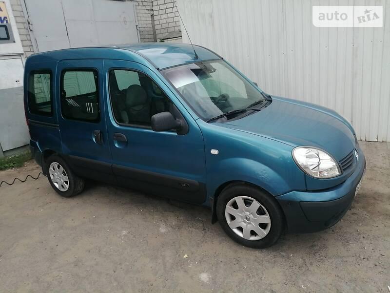 Минивэн Renault Kangoo пасс. 2006 в Киеве
