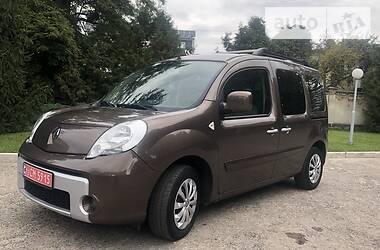 Минивэн Renault Kangoo пасс. 2011 в Львове