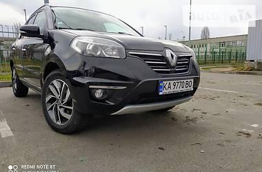 Позашляховик / Кросовер Renault Koleos 2014 в Києві