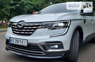 Седан Renault Koleos 2020 в Харкові