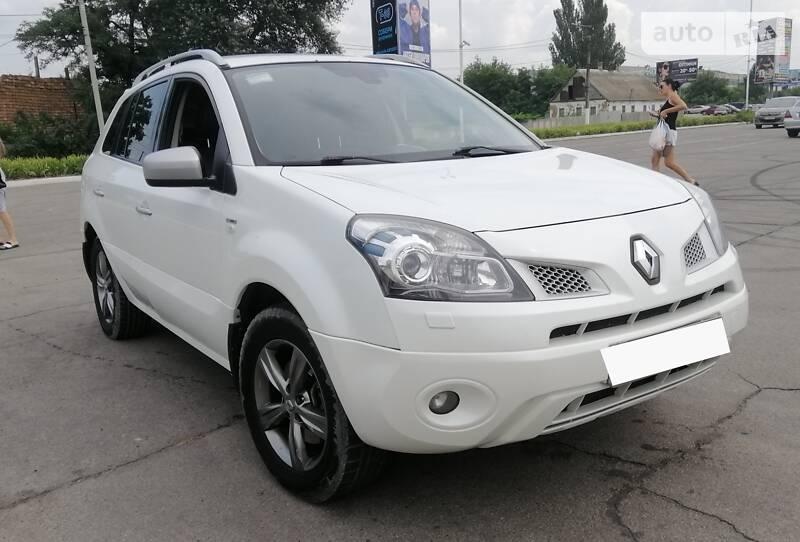 Внедорожник / Кроссовер Renault Koleos 2011 в Запорожье