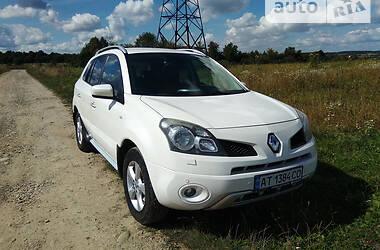 Позашляховик / Кросовер Renault Koleos 2008 в Івано-Франківську