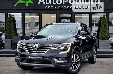 Позашляховик / Кросовер Renault Koleos 2017 в Києві