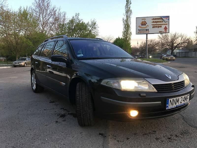 Renault Laguna 2004 в Одессе