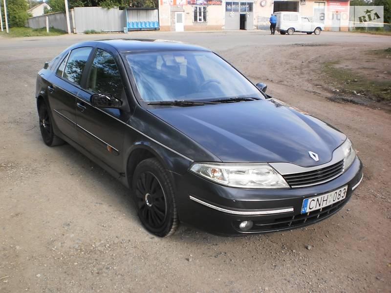 Renault Laguna 2002 в Городке