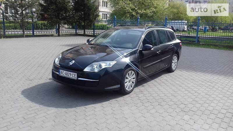 Renault Laguna 2009 року в Луцьку