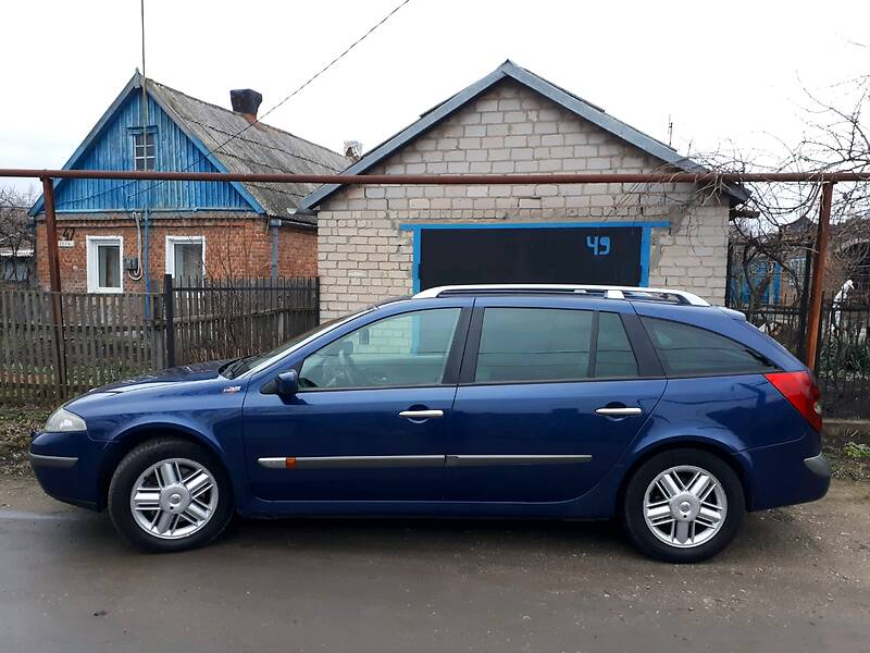 Renault Laguna 2002 в Запорожье