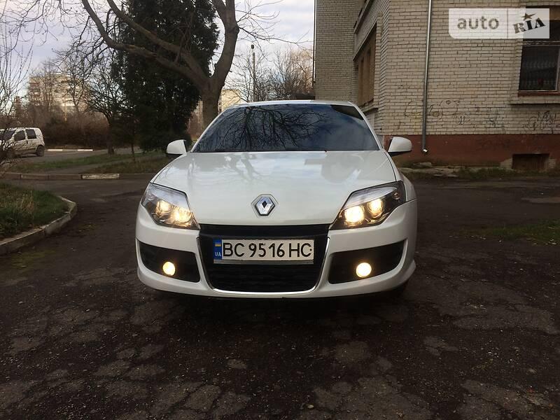 Renault Laguna 2012 в Львове
