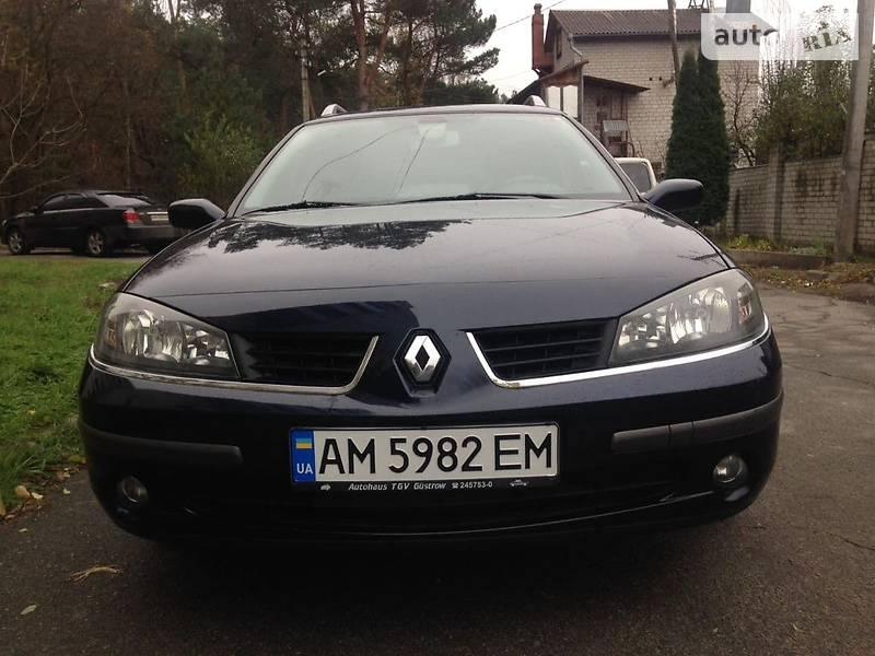 Renault Laguna 2005 в Житомире