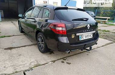 Унiверсал Renault Laguna 2013 в Стрию
