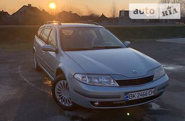 Renault Laguna 2002 в Костополе