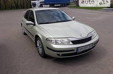 Хэтчбек Renault Laguna 2005 в Житомире
