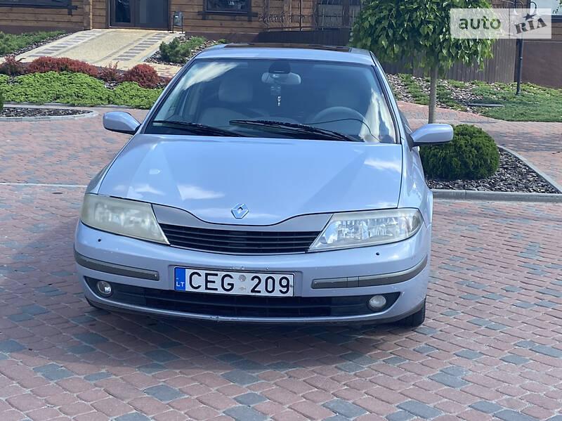 Седан Renault Laguna 2001 в Павлограде