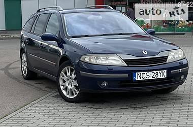 Универсал Renault Laguna 2002 в Хусте
