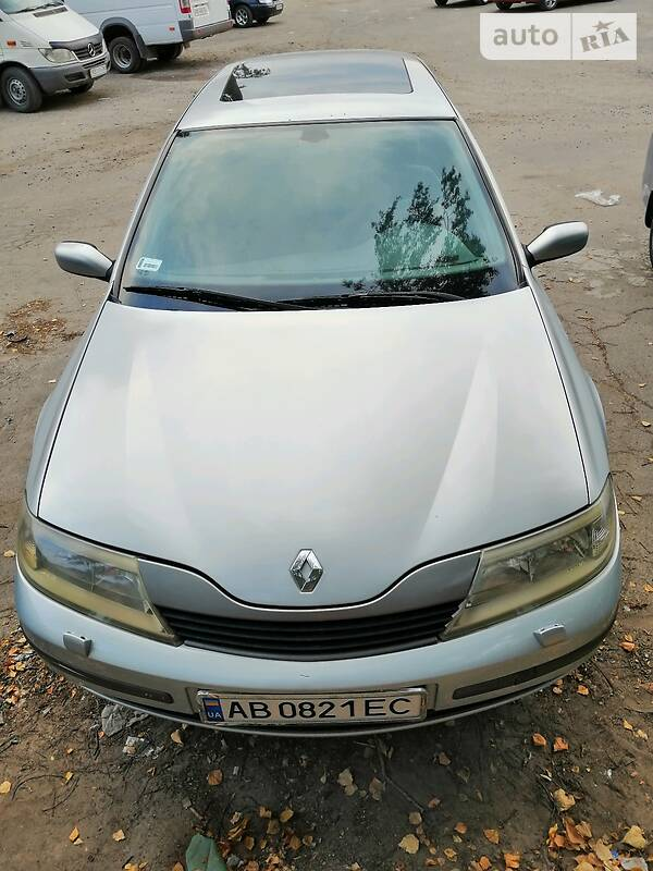 Универсал Renault Laguna 2001 в Виннице