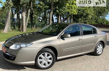Седан Renault Laguna 2009 в Стрию