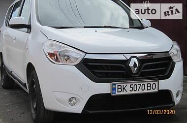 Renault Lodgy 2016 в Ровно