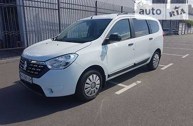 Renault Lodgy 2019 в Киеве
