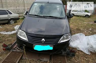 Renault Logan 2010 в Луганске