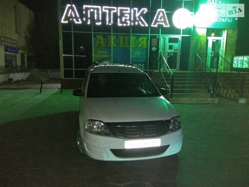 Renault Logan 2012 в Николаеве