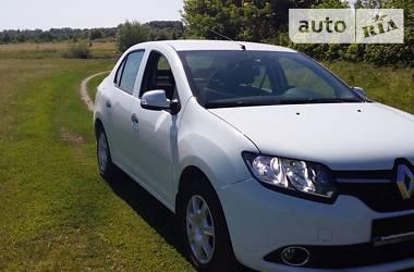 Renault Logan 2013 в Лубнах