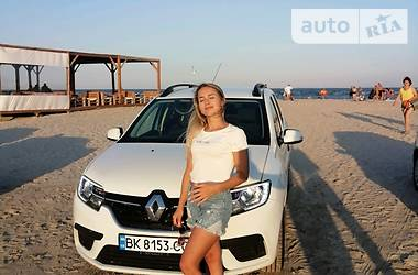 Renault Logan 2017 в Ровно