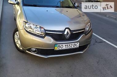 Renault Logan 2013 в Тернополе