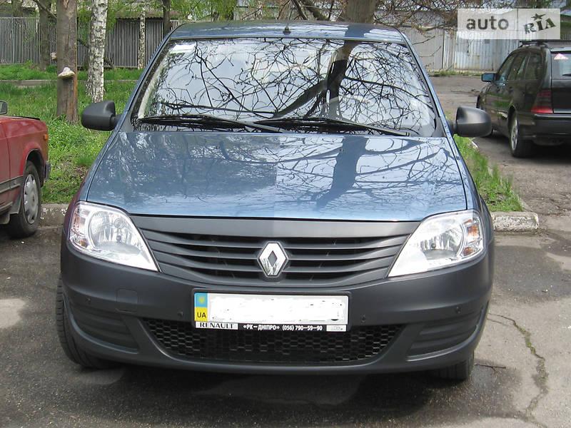 Renault Logan 2011 в Запорожье