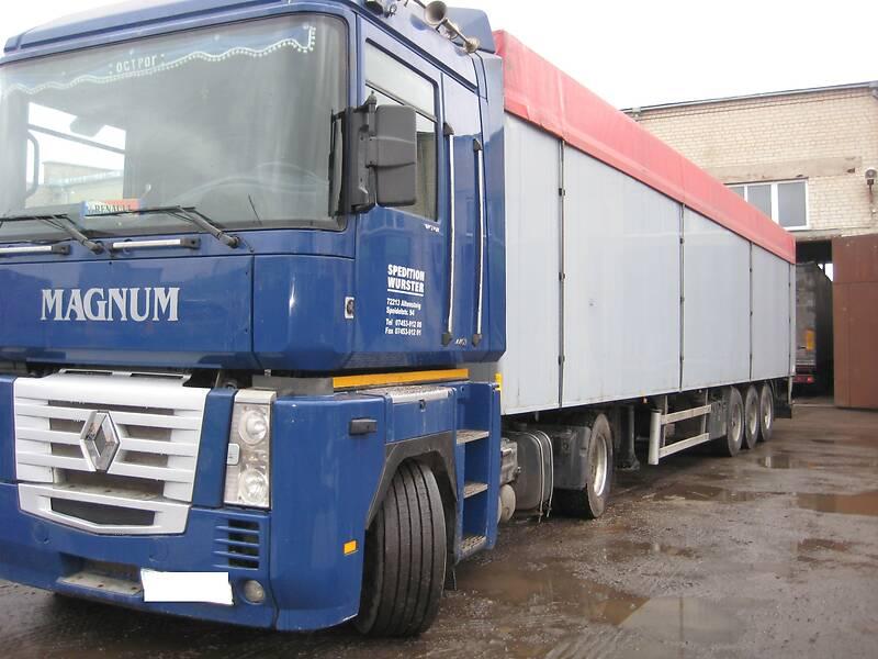 Renault Magnum 2005 в Ровно