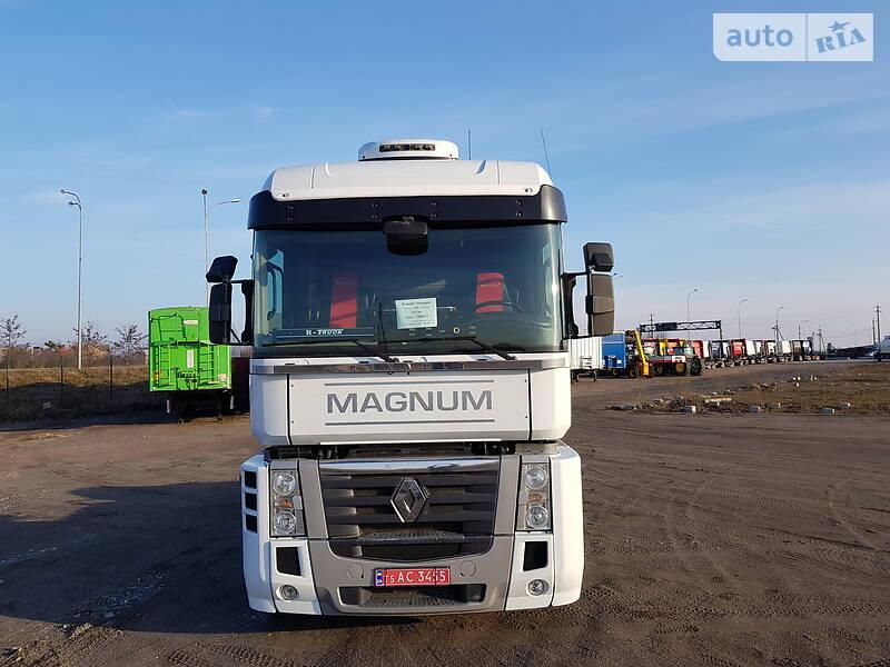 Renault Magnum 2012 в Ровно
